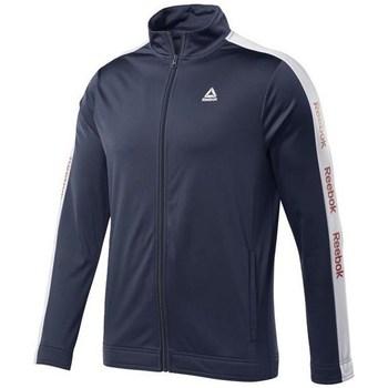Vêtements Homme Sweats Reebok Sport Training Essentials Linear Logo Track Bleu marine