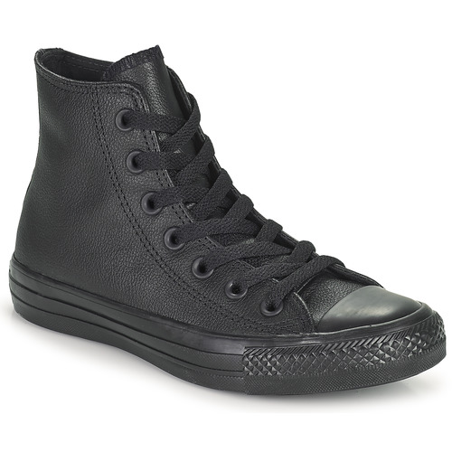 all star converse enfant cuir