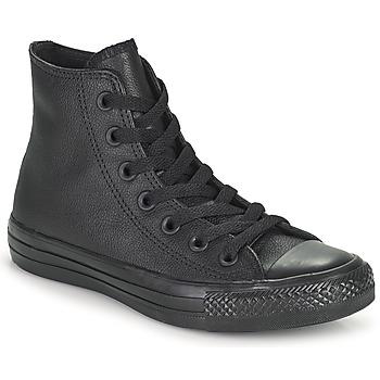 Basket montante Converse CHUCK TAYLOR ALL STAR CUIR  HI Noir 350x350
