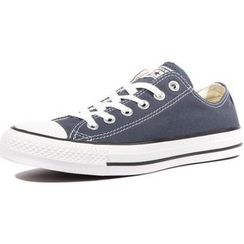 Chaussures Femme Baskets basses Converse ALL STAR OX Bleu