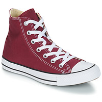 Chaussures Baskets montantes Converse CHUCK TAYLOR ALL STAR SEASONAL  HI Bordeaux