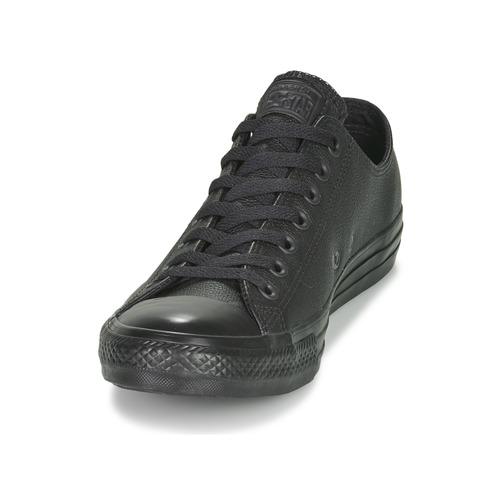 Taylor Cuir Star Baskets Chuck Noir Ox Basses All Converse exQdrBCEoW