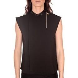 Vêtements Femme Tops / Blouses By La Vitrine Débardeur  noir Noir