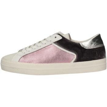 Chaussures Femme Baskets basses Date W311-CV-BV-PK ARGENT