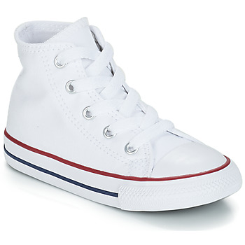 Chaussures Enfant Baskets montantes Converse CHUCK TAYLOR ALL STAR CORE HI  Blanc 9d23e1d138f