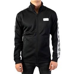 Vêtements Homme Vestes de survêtement New Balance MJ93514 Noir