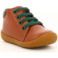 Chaussures Garçon Boots Aster Pitio CAMEL