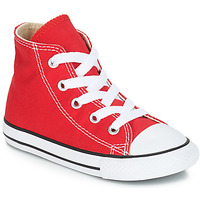 fefd856f206 Chaussures Enfant Baskets montantes Converse CHUCK TAYLOR ALL STAR CORE HI  Rouge