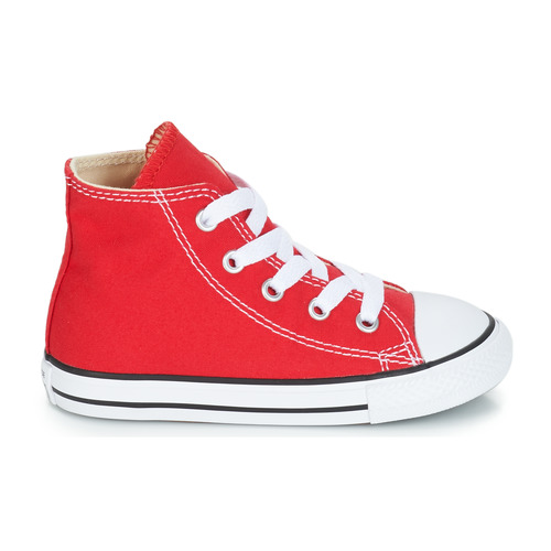 Hi Converse Montantes Chaussures Rouge Baskets All Enfant Chuck Taylor Star Core OmnvN80w