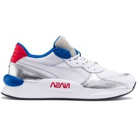 Chaussures Homme Baskets basses Puma Baskets RS 9.8 SPACE AGENCY Bleu