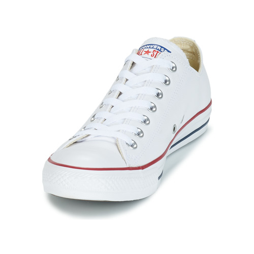 Converse Star Leather Chaussures Baskets All Basses Ox Chuck Taylor Blanc Core rshdCQxBt