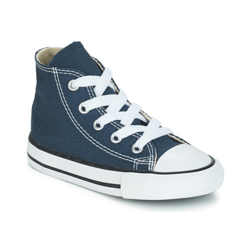 d44436dd06974 Chaussures Enfant Baskets montantes Converse CHUCK TAYLOR ALL STAR CORE HI  Marine