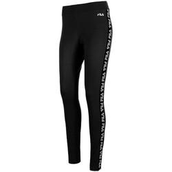 Vêtements Femme Leggings Fila 687216 noir