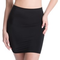 Sous-vêtements Femme Produits gainants Julimex Sous jupe gainante taille haute Julia noir Noir