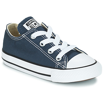 05ba7162291db Chaussures Enfant Baskets basses Converse CHUCK TAYLOR ALL STAR CORE OX  Marine