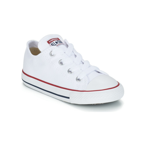 ab668da92d914 Chaussures Enfant Baskets basses Converse CHUCK TAYLOR ALL STAR CORE OX  Blanc Optical