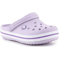 Chaussures Fille Sabots Crocs Crocband Clog 204537-5P8 fioletowy