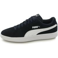 Chaussures Homme Baskets basses Puma Baskets Smash V2 bleu