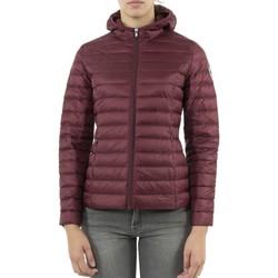 Vêtements Femme Doudounes JOTT doudoune cloe ml capuche 100%nylon 311 aubergine non définie