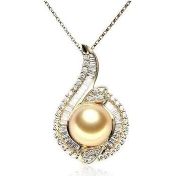 Montres & Bijoux Femme Pendentifs Luna-Pearls AH29-GP0008 Multicolor