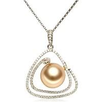 Montres & Bijoux Femme Pendentifs Luna-Pearls AH26 Multicolor
