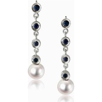 Montres & Bijoux Femme Boucles d'oreilles Luna-Pearls O33-AE0056 Multicolor