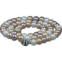 Montres & Bijoux Femme Bijoux Luna-Pearls HKS109-FN0008 Multicolor