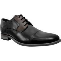 Chaussures Homme Derbies Bugatti Luano 312-16411 Marine/Gris