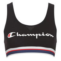 Sous-vêtements Femme Brassières Champion AUTHENTIC Noir