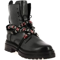 Chaussures Femme Bottines Mjus 158261 noir