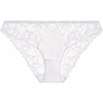 Sous-vêtements Femme Culottes & slips Aubade slip italien au bal de flore Blanc