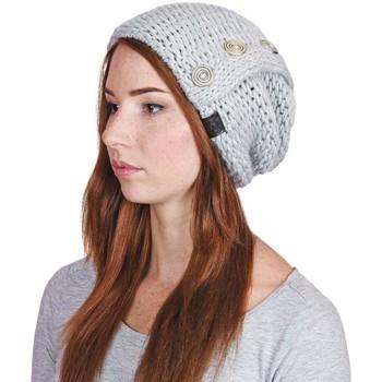 Accessoires textile Femme Bonnets Mokalunga Bonnet Celia Gris