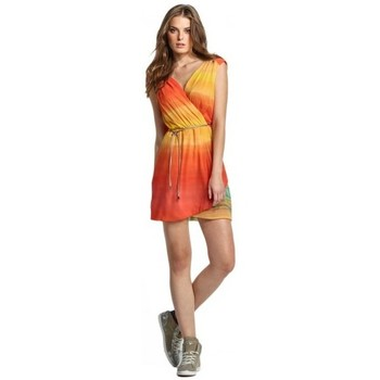 Vêtements Femme Robes courtes Salsa Robe  Oura orange 112171 38