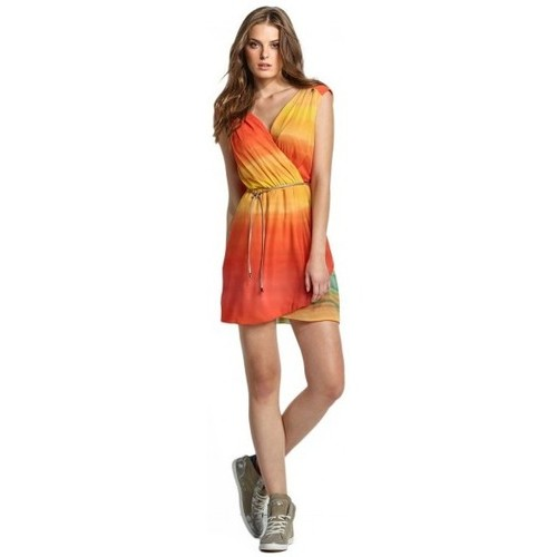Vêtements Femme Robes courtes Salsa Robe  Oura orange 112171