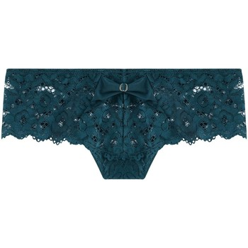Sous-vêtements Femme Shorties & boxers Pommpoire Shorty string vert Paradoxe Vert