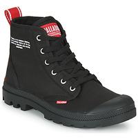 Chaussures Boots Palladium PAMPA HI DU C Noir