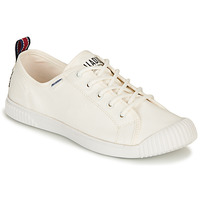 Chaussures Femme Baskets basses Palladium EASY LACE Blanc