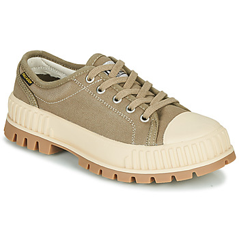 Chaussures Baskets basses Palladium PALASHOCK OG Kaki