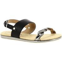 Chaussures Femme Sandales et Nu-pieds Maria Mare DALIA NOIR