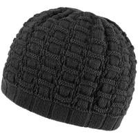Accessoires textile Femme Bonnets Mokalunga Bonnet Queyras Anthracite