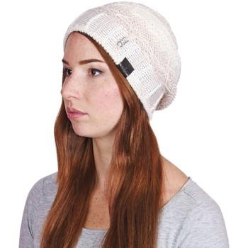 Accessoires textile Femme Bonnets Mokalunga Bonnet Pia Beige