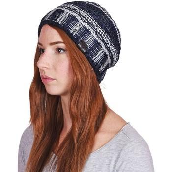 Accessoires textile Femme Bonnets Mokalunga Bonnet Pia Marine