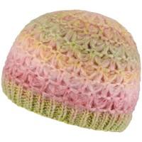 Accessoires textile Femme Bonnets Mokalunga Bonnet Aravis Jaune