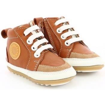 Chaussures Enfant Boots Robeez Migo CAMEL