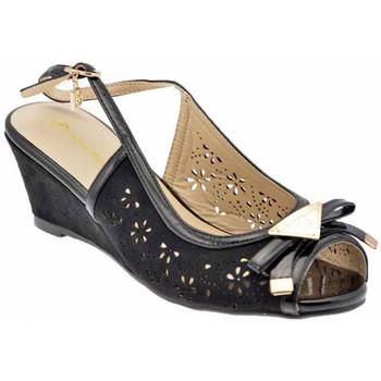 Sandales et Nu-pieds Laura Biagiotti 418 5 cm Talon compensé