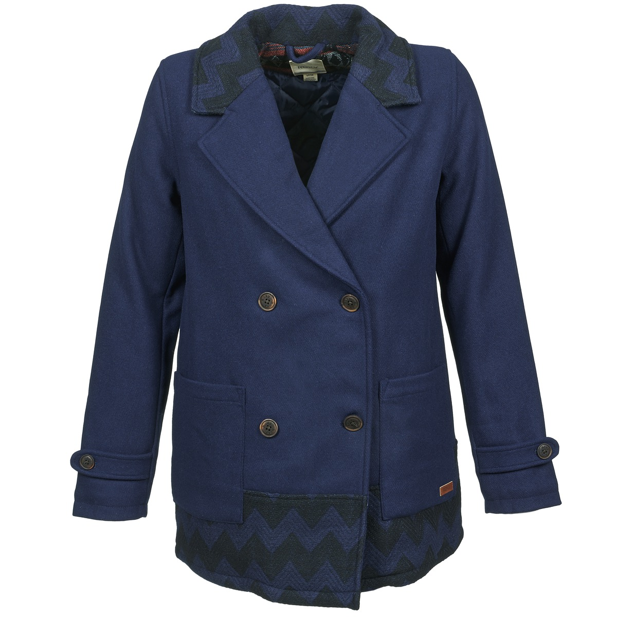 Roxy MOONLIGHT JACKET Marine / Noir
