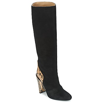 Chaussures Femme Bottes ville See by Chloé SB25005 Noir