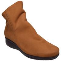 Chaussures Femme Boots Hirica dayton Jaune