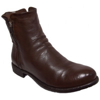 Chaussures Femme Boots Officine Creative mars 008 Marron