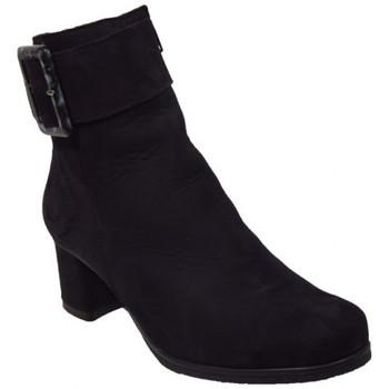 Chaussures Femme Bottines Hirica aglae Noir